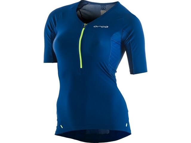 ORCA 226 Perform Koszulka triathlonowa Kobiety, blue